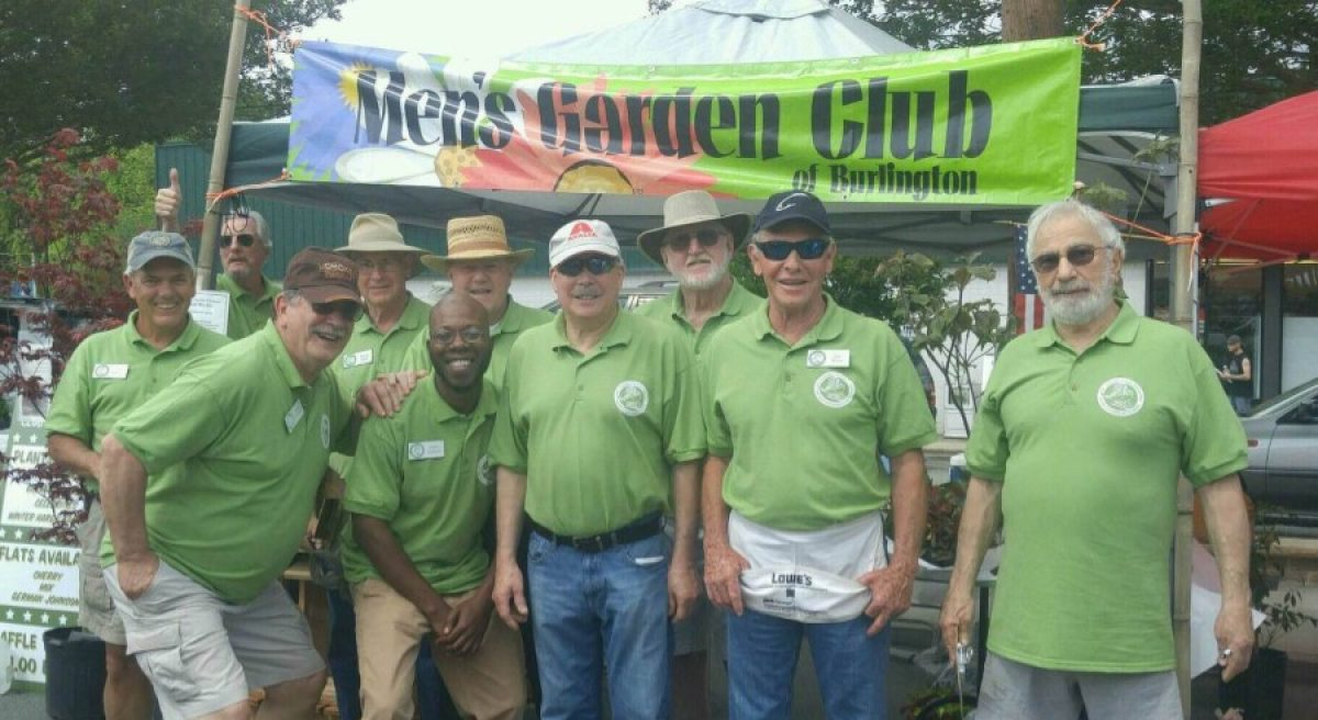 Burlington Mens Garden Club